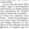 Spielbericht: TSV Altomünster – SV Lohhof II