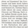 Spielbericht: TSV Eintracht Karlsfeld II – TSV Altomünster